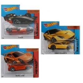 Машинки металлические Хот Вилс Hot Wheels оранжевая
