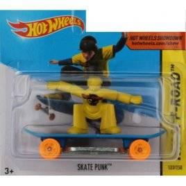 Человек на скейте Хот Вилс Hot Wheels