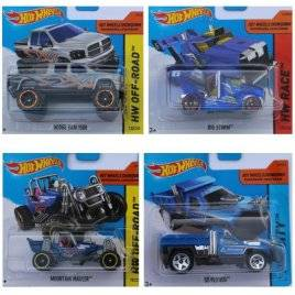 Машинки металлические Хот Вилс Hot Wheels Truck