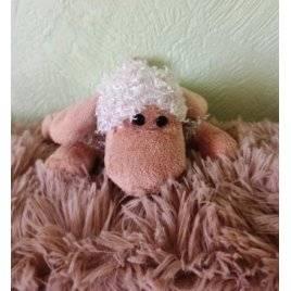 Уценка! Мягкая игрушка овечка малая 2021