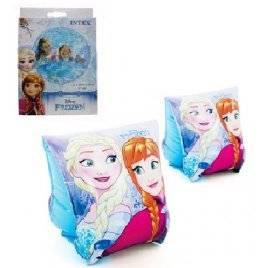 Детские нарукавники Frozen 56640 Intex