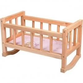 Кроватка деревянная Винни Пух ВП-002