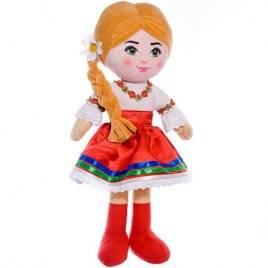 Кукла мягкая Украинка 00417