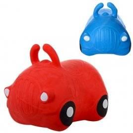 Игрушка прыгун резиновый для детей Машинка