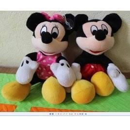 Мягкая игрушка Микки или Мини Маус 24950 средние