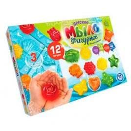 Мыло детское Фигурное большая коробка Danko Toys