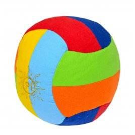 """Мяч """" Шалунишка"""" мягкий 13138/124-2 ТМ """"Розумна іграшка"""", Украина"""
