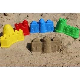 Пасочки  для песка Крепость Toys Plast