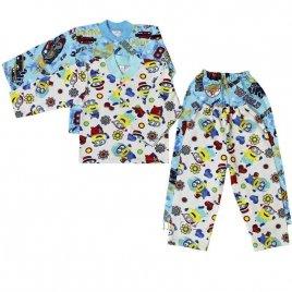 Пижама детская 68 размер Гномики 170119202