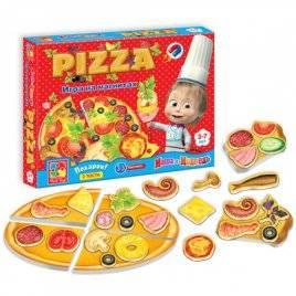 "Игра на магнитах ""Вкусная пицца"" VT1504-3003 Vladi Toys, Украина"