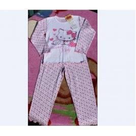 Пижама для девочки летняя 100 % хлопок Lemua