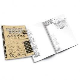 Книга для рисования и набросков Скетчбук SB-01-02 DankoToys