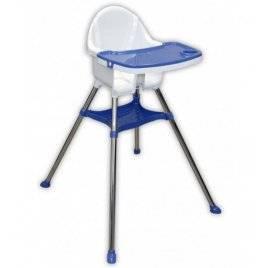 Стульчик для кормления  голубой или зеленый 03220/2 DOLONI-TOYS