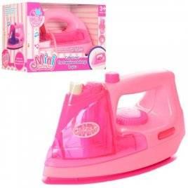 Утюг детский игрушечный со звуками и световыми эффектами 781-6-8