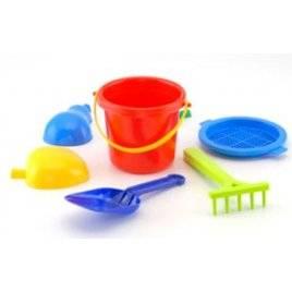 Песочный набор маленький Василек № 1 0817 Colorplast, Украина