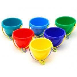Ведро маленькое пластмассовое Кувшинка Colorplast, Украина