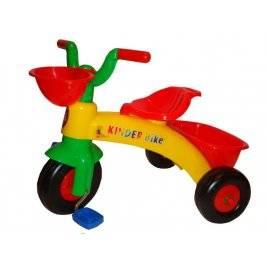 Детский велосипед пластиковый Киндер Байк 10-001 Киндервей