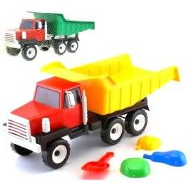 Машина-грузовик с  пасочками Урал 2 0077 Colorplast, Украина