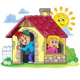 Домики для детей пластиковые для дома и улицы