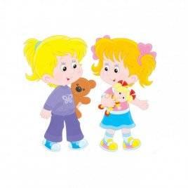 Купить мягкие игрушки для ребенка