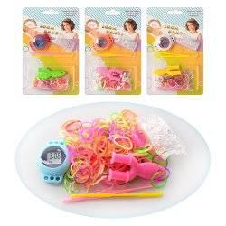 Набор резиночек для плетения браслета для часов AB004