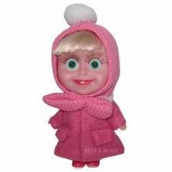 "Кукла Маша из мультика ""Маша и медведь""  0229"