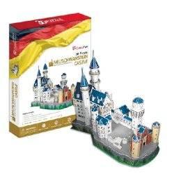 "3D  Пазл  CubicFun MC062h ""Замок Нойшванштайн"", Германия"