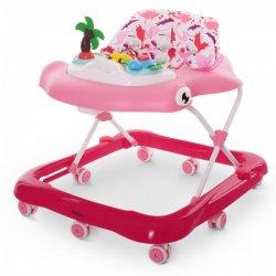Ходунки детские розовые Пальма ME 1052 SHARK Pink