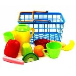 Корзина с продуктами и посудкой №1 423 в 2 Орион