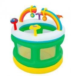 Детский игровой центр с радужной аркой  манеж 52221BESTWAY