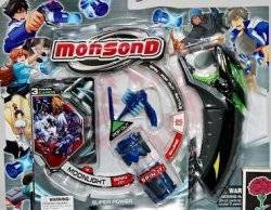 Игра MONSUNO Монсуно с держателем капсул на руку