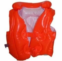 Надувной жилет для плавания красный Intex 58671