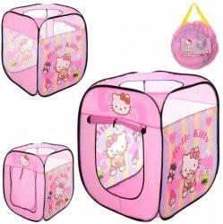 Палатка куб Hello Kitty M 6140