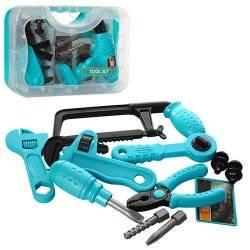 Набор инструментов для мальчиков в чемодане 6603-05-1
