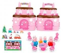 Дом Свинка Пеппа Торт 666-007-1