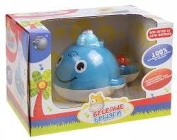 "Водоплавающая игрушка ""Кит"" 836545 R/8735"
