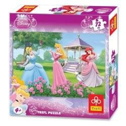 "Пазл ""Принцесса в саду"" 72 детали 84001,Trefl, Украина!!!"