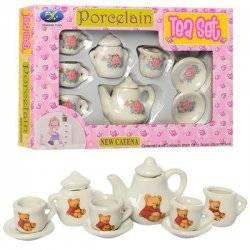 Посудка чайный сервиз 9 предметов 868-C29-C33