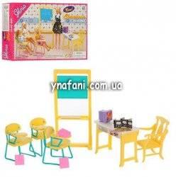 Уценка! Мебель для кукол Класс. Школьная мебель 9916 Gloria