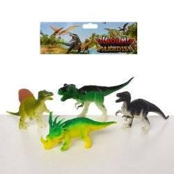 Набор фигурок Динозавры TL9940