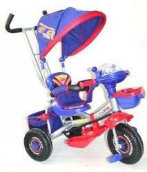"""Велосипед Panda BC-16 S """"Baby Club""""  синий """"Тачки"""""""