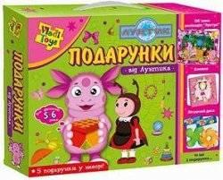 "Настольная игра ""Подарки от Лунтика"" ТМ ""Vladi Toys""  VT400002"