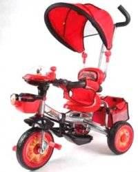 """Велосипед Panda BC-16 S """"Baby Club"""" красный"""