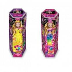 Набор креативного творчества для лепки с большой куклой Princess Doll CLPD-01 ДАНКО ТОЙС