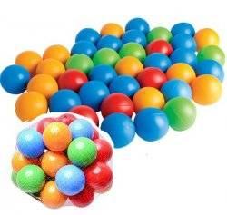 Шарики для сухого бассейна мягкие 32 штуки 467 Орион