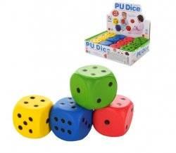 Кубик фомовый для настольных игр ZY124