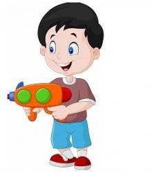 Детское оружие и пистолеты