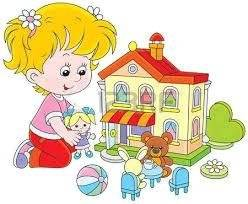 Домики для кукол Барби