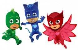 Игрушки фигурки Герои в масках