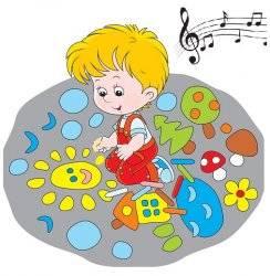 Музыкальные интерактивные коврики